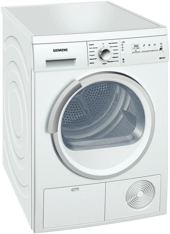 Džiovyklė Siemens WT46E374DN