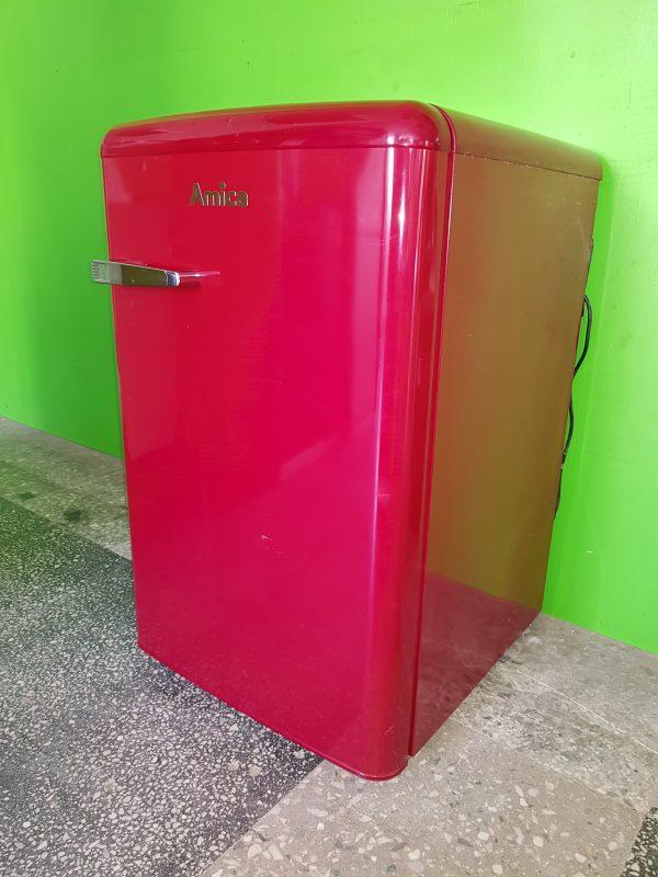 Retro šaldytuvas AMICA KS15611R